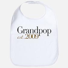 New Grandpop 2009 Bib