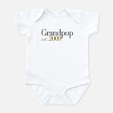 New Grandpop 2009 Infant Bodysuit