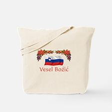 Slovenia Vesel...2 Tote Bag