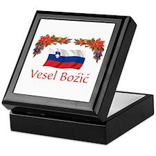 Slovenia Vesel...2 Keepsake Box