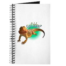 Bearded Dragon Got Crickets 5 Journal