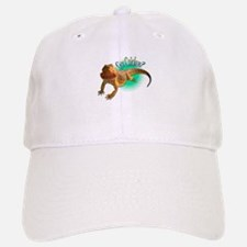Bearded Dragon Got Crickets 5 Baseball Baseball Cap