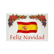 Spain Feliz...2 Rectangle Magnet