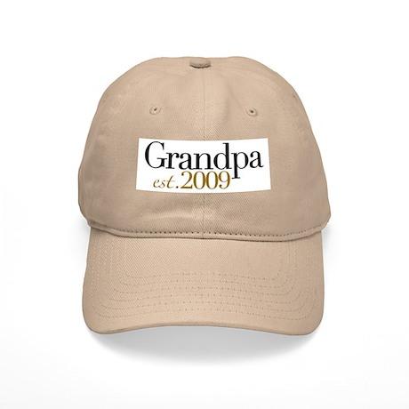 New Grandpa 2009 Cap