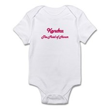Kendra - Maid of Honor Infant Bodysuit