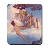 Maxfield parrish Classic Mousepad