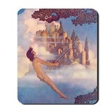 Maxfield parrish Mouse Pads