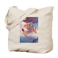 The Dinky Bird Tote Bag