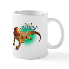 Bearded Dragon Got Crickets 5 Mug