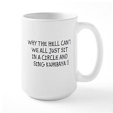 kumbaya clean Mugs