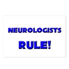 Neurologists Rule! Postcards (Package of 8)