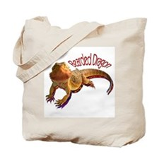 Bearded Dragon III Tote Bag