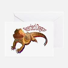 Bearded Dragon III Greeting Cards (Pk of 20)
