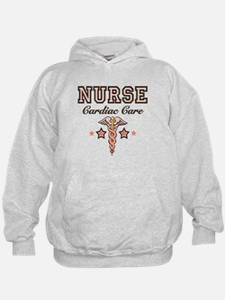Cardiac Care CCU Nurse Hoodie