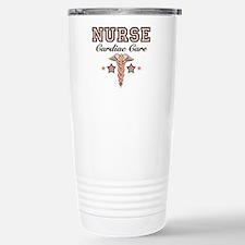 Cardiac Care CCU Nurse Travel Mug