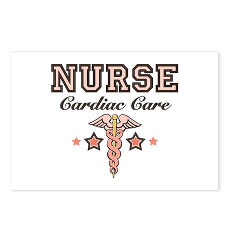 Cardiac Care CCU Nurse Postcards (Package of 8)