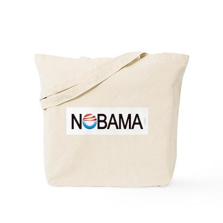 """""""Nobama '08"""" Tote Bag"""