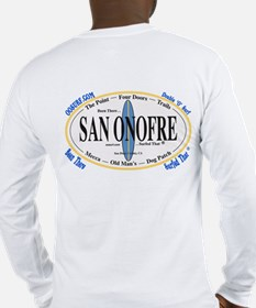 San Onofre Long Sleeve T-Shirt