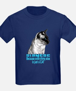Not Just a Cat SIAMESE T