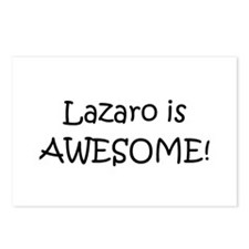 Cute I love lazaro Postcards (Package of 8)