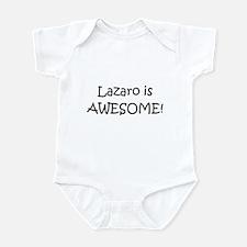 Cute Lazaro awesome Infant Bodysuit