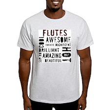 Unique Flute T-Shirt