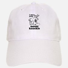 Moose Knuckle Baseball Baseball Cap