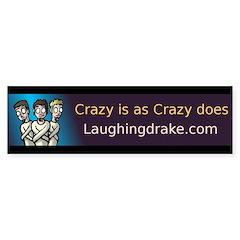 Laughing Drake Bumper Sticker (10 pk)