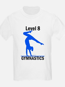 Gymnastics T-Shirt - Level 8