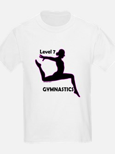 Gymnastics T-Shirt - Level 7
