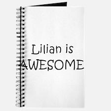 Cute Lilian Journal