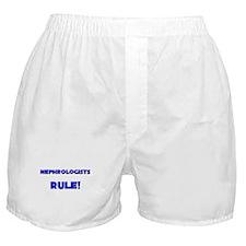 Nephrologists Rule! Boxer Shorts