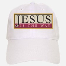 Jesus Baseball Baseball Cap