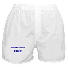 Nephologists Rule! Boxer Shorts