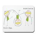 Athlete Mousepad
