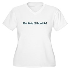 What Would Ed Hochuli Do? T-Shirt