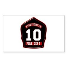 FD10 Rectangle Decal