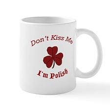 St. Patrick's Day For Us Poli Mug