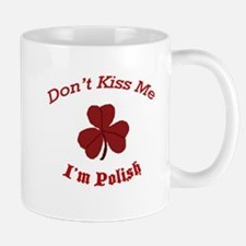St. Patrick's Day For Us Poli Small Small Mug