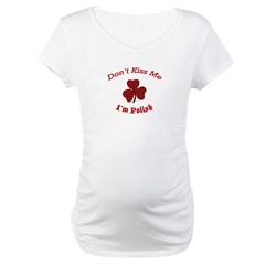 St. Patrick's Day For Us Poli Shirt