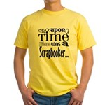 Once Upon a Time Yellow T-Shirt