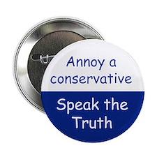 speak truth Button
