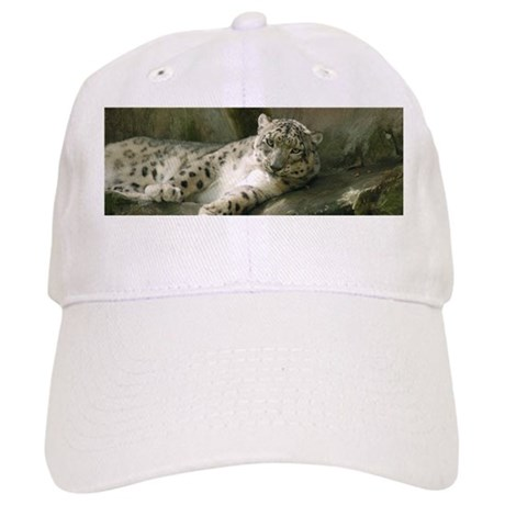 Snow Leopard B004 Cap