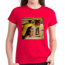 Egyptian Queen Tee (Fitted, Dark)