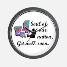 Soul of our Nation, Wall Clock