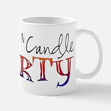 Host a Candle Party Mug