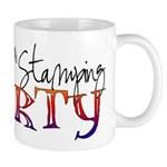 Host a stamping party Mug