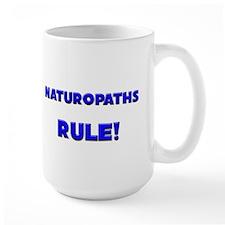 Naturopaths Rule! Mug