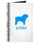 got bulldog? LT Blue Journal