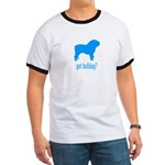 got bulldog? LT Blue Ringer T